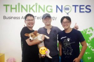 Best Singapore Photographers with a dog