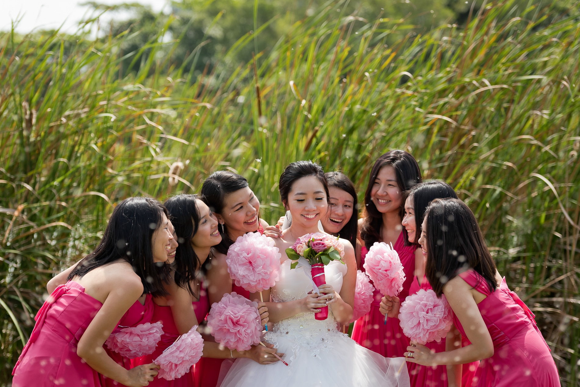 Actual Day Wedding Photography 12