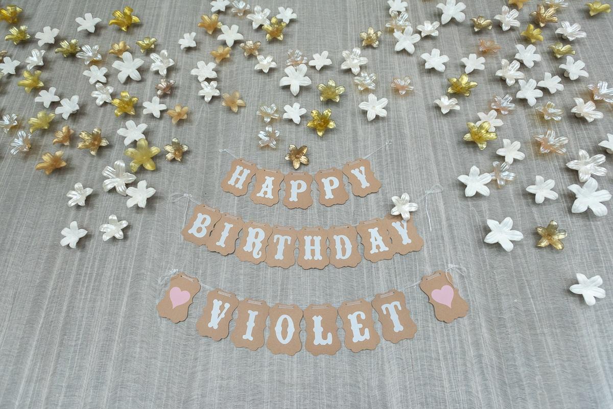 Violet 1st party